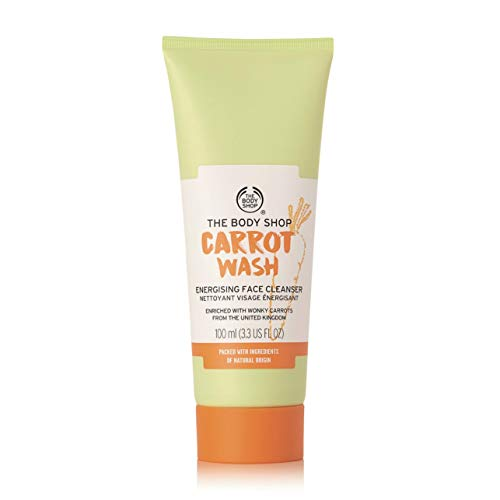 The Body Shop The Body Shop Carrot Wash Energising Face Cleanser 100Ml 100 ml