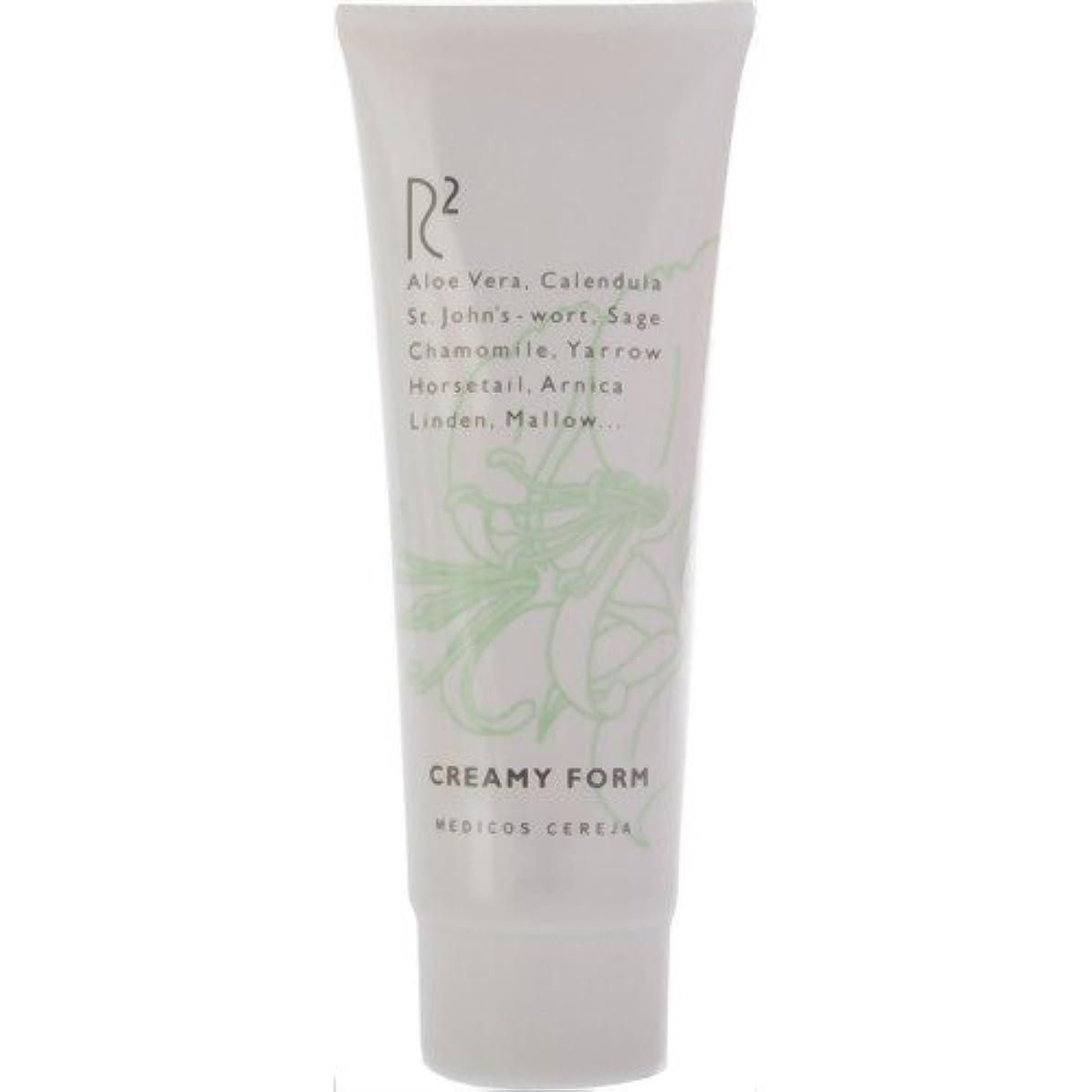 ほんのマリン評価するR2 自然派基礎化粧品 クリーミーフォーム 120g