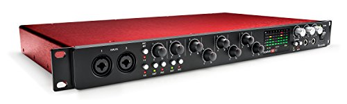 L'interface audio Focusrite Scarlett 18i20-8