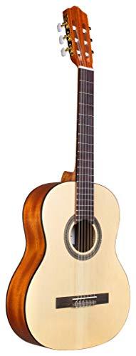 cordoba acoustic guitar strings Cordoba C1M 1/2 Small Body Acoustic Nylon String Guitar, Protégé Series