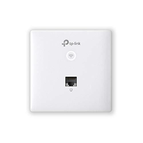 TP-Link EAP230-Wall - Punto de Acceso Wi-Fi AC1200 Gigabit de Pared Omada MU-MIMO