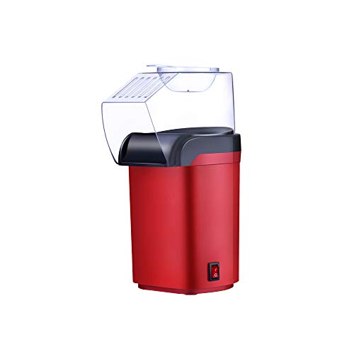 Why Should You Buy Wollet Hot Air Popcorn Machine Popcorn Maker 1200W Hot Air Popcorn Popper for Hom...