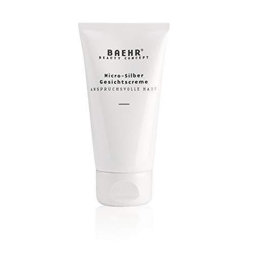 Baehr Beauty Concept Micro-Silber Gesichtscreme für anspruchsvolle Haut 50ml
