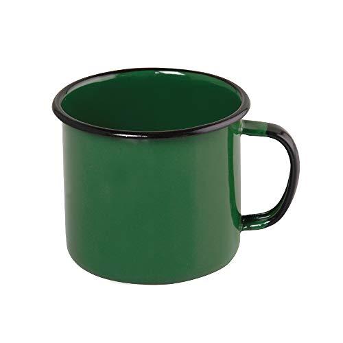 Caneca 10 Esmaltado Verde 670 ml - Ewel