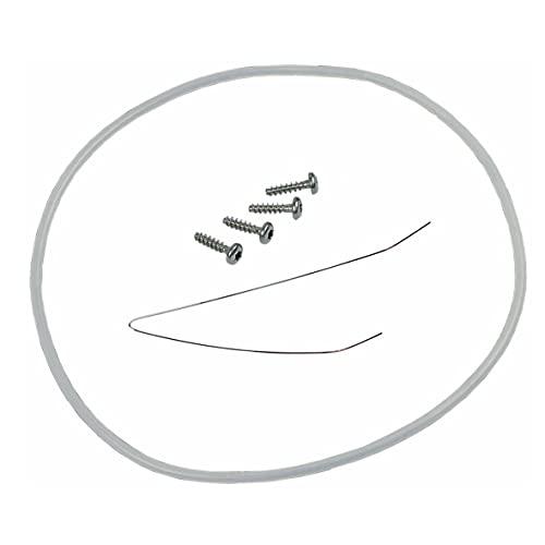 Bosch Siemens 12005744 ORIGINAL Reparatursatz Dichtung Dichtring an Pumpentopf 182mmØ für Spülmaschine Geschirrspüler auch Balay Constructa Gaggenau Neff Pitsos Profilo Thermador Ufesa Viva