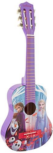 Lexibook K2000FZ Eiskönigin Gitarre Disney Frozen, Bleu/Violet