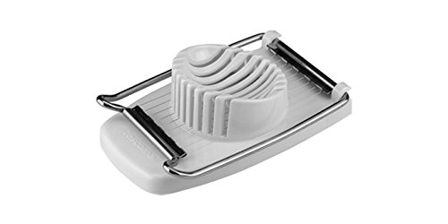 Tescoma 420644 Cortahuevos Presto, De plástico, Gris, Acero Inoxidable