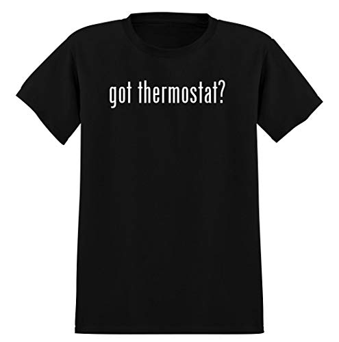 commercial Do you have a thermostat? – Soft graphic men's T-shirt, black, large american standard wifi thermostat