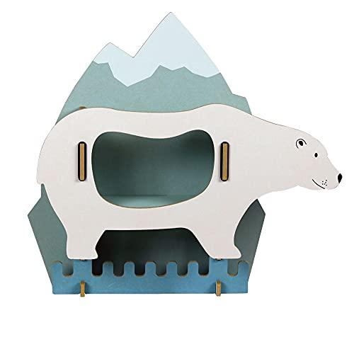 Werkhaus -   Garderobe Eisbär,