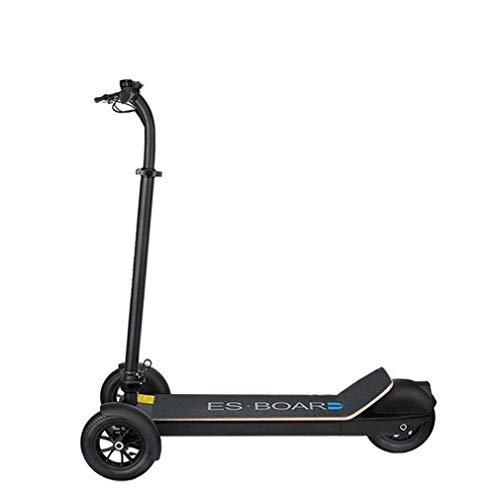 MMJC Adulti Motorino, Motorino Elettrico, A Tre Ruote Elettrico Pieghevole Drift Motorino Maschio E Femmina Scooter