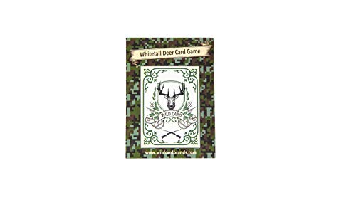 Deer Hunting Playing Card Game   Wild Card Brand Games