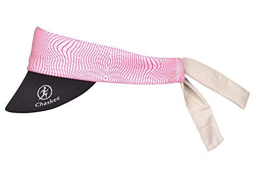 Chaskee Visor Snap Cap, pink, ONE Size