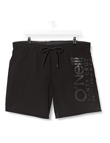 O'NEILL PM Original Cali - Pantalones Cortos para Hombre, Hombre, Bañador, 0A3230, Color Negro, M