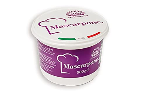 Queso Italiano Elda Mascarpone. Pack 6 X 500G.