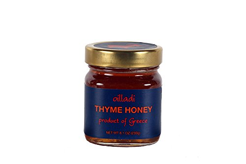 Oilladi Thyme Honey imported from the Greek Islands