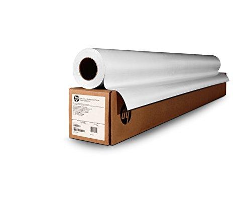 HP Q1444A White Bright Paper 90G ROLL A0 Rotolo Carta inkjet