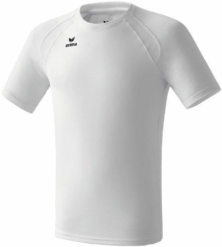 erima Kinder T-Shirt Performance, weiß, 152, 808202