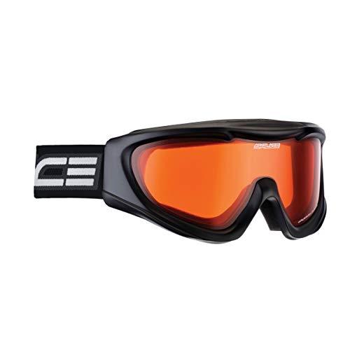 Salice, 894DA Skibrille SR, in Multipack, 10 Stück, schwarz, Unisex, Erwachsene, Einzigartig