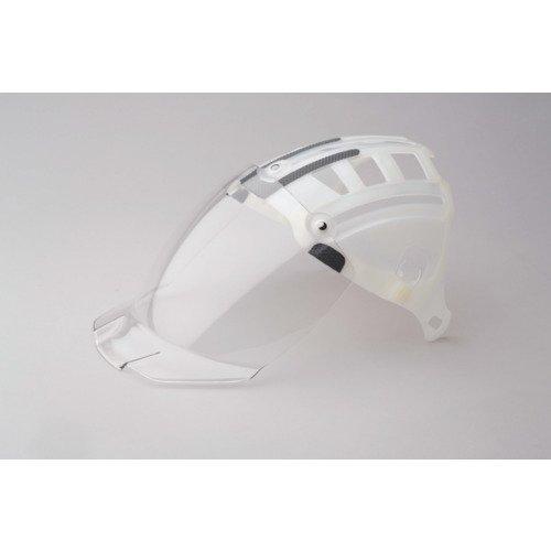 ミドリ安全 ヘルメット 交換用シールド面 SC−15PCLNS用 4007100931