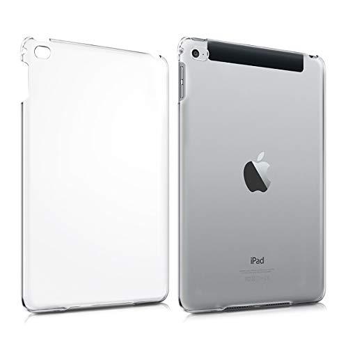 kwmobile Crystal Hülle für Apple iPad Mini 4 Hard Case - dünne transparente durchsichtige Tablet Schutzhülle Cover in Transparent