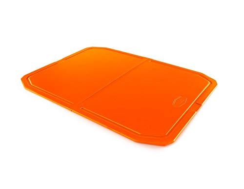 GSI Outdoors Folding Cutting Board Planche à découper Unisexe pour Adulte Orange Taille Unique