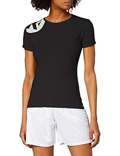 Kempa Damen Core 2.0 T-shirt schwarz XXL