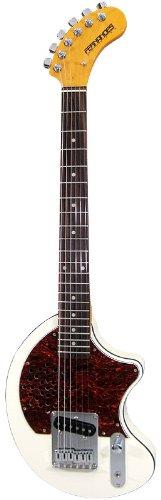 FERNANDES フェルナンデス ミニエレキギター ZO-3 TL 1962 IKEBE ORIGINAL CWH アンプ内蔵