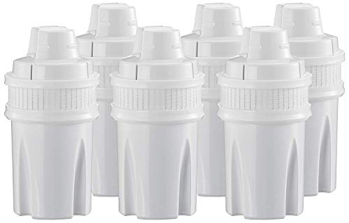 AmazonBasics – Cartuchos de filtrado de agua para BRITA Classic® (6 unidades)