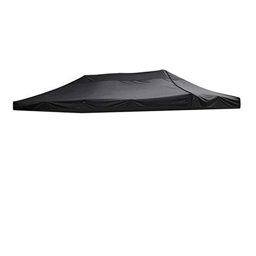 Tela De La Sombra del Sol 3x6m Reemplazo de tamaño grande Oxford TARP TRAÑA A prueba de agua Tienda de jardín Tienda de sol Sun Shelter Gazebo Canopy Tarjetas al aire libre Marqueste Mercado Shade Ant