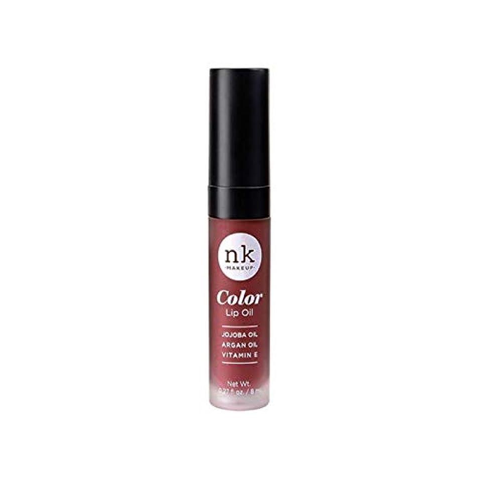 レイだますボタンNICKA K Color Lip Oil - Mauvette (並行輸入品)