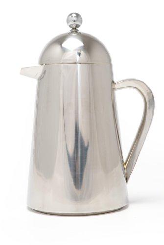 La Cafetiere TQ080200 termiczny izolowany 8 filiżanek kawiarnia francuska prasa ekspres do kawy, stal