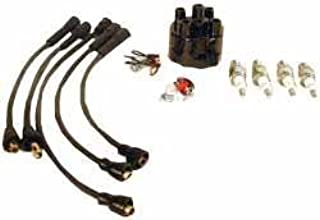 Land Rover Engine Tune Up Kit with New Style RTC3278 Distributor for Series 2, 2A, and 3