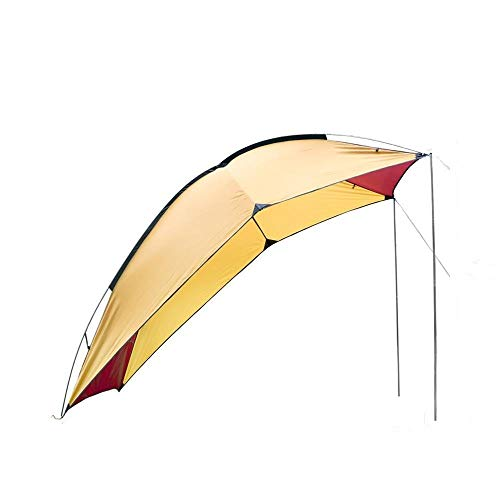 STIN 4mx1.9mx2mcar Reat Tent, Outdoor Awnings Awning,For Outdoor Camping Tent Wear-Resistant Anti-Uv Vehicle Sun Canopy Rain Canopy