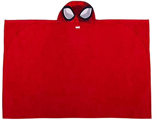 Marvel Spiderman Jongens Deken Hooded Fleece Knuffel Robe Kids Avengers Zachte Wrap