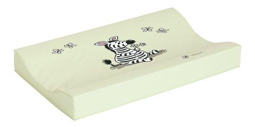 Bébé-jou 680055 Wickelauflage 2k, Dinkey Zebra