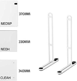 Richmond - Soportes para radiadores para calefactores de panel eléctrico Adax Neo/Clea/Wifi/Eco, altura estándar