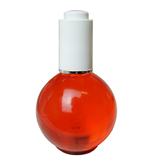 75 ml Nagelöl Red Appel in Kugelflasche mit Pipette