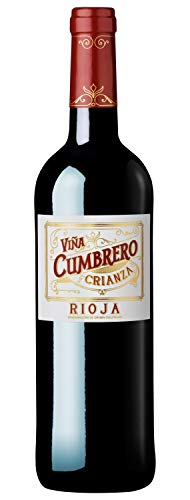 Vino Tinto D.O. Rioja Viña Cumbrero Crianza 100% Tempranillo - 75 cl