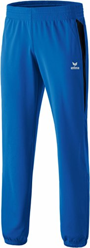 erima Kinder Anzug Premium One Hose, New Royal/Schwarz, 164