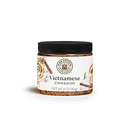 King Arthur, Vietnamese Cinnamon, 3 Ounces, 2 Count (Packaging May Vary)