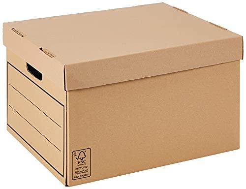 Bankers Box 0015406 Scatola Archiviazione, Marrone