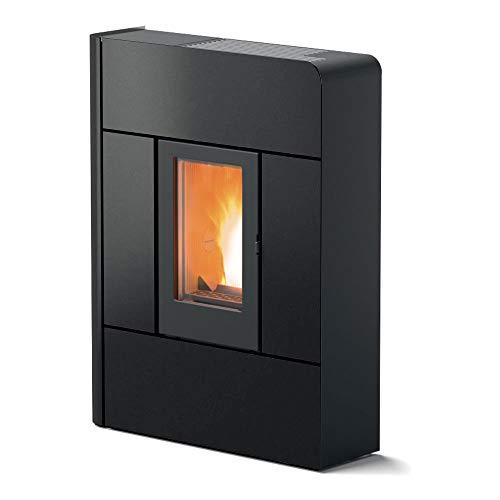 MCZ pelletkachel RAAM Comfort Air (UP!) (7,8 kW) metaal zwart bovenkant