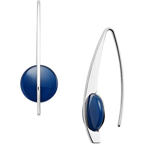 Skagen Damen-Ohrhänger Ohrringe Sea Glass SKJ1293040