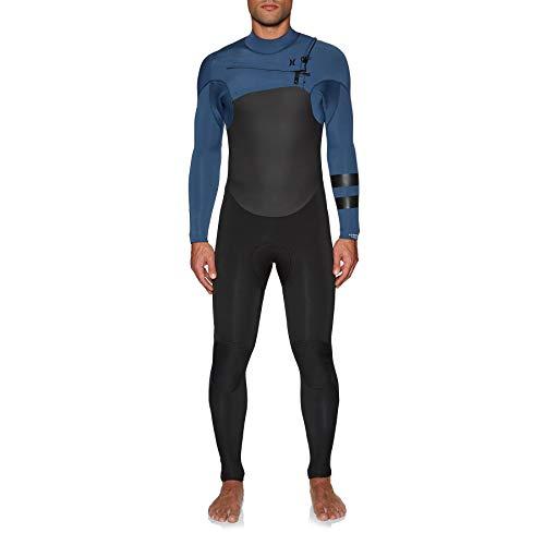 Hurley Mens Advantage Plus 5/3mm volledige wetsuit 2019/20 El Dorado | NIEUWE Mens volledige lengte wetsuit