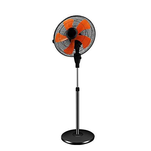 ZCZZ Ventilador Eléctrico, Ventilador Grande De Pie, Ajuste De Seis Velocidades, Sonido Ligero Y Bajo Nivel De Ruido, Suministro De Aire De Gran Angular, Adecuado para Uso Doméstico