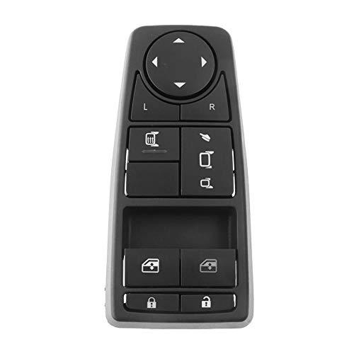 Interruptor de control de elevalunas eléctrico del lado del conductor para camión MAN apto para TGS apto para TGX apto para TGX apto para TGM 81258067093 Auto