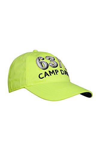 Camp David Herren Basecap mit Label-Applikationen