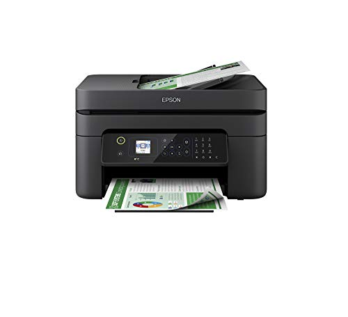 Epson Workforce WF-2835DWF MFP - Stampante a getto d'inchiostro a colori 33 ppm, Wi-Fi A4