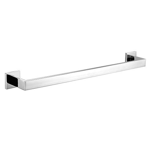 Toallero de barra de baño 30cm Acabado cromado SUS304 de acero inoxidable 3M autoadhesivo pulido accesorios de baño