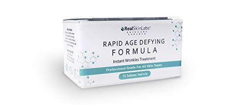 Serum Bolsas Ojos  marca RealSkinLabs Skincare Experts